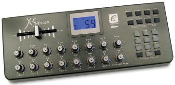 Evolution X- Session MIDI controller pad