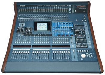 yamaha dm2000 vcm digital mixer music recording reviews. Black Bedroom Furniture Sets. Home Design Ideas