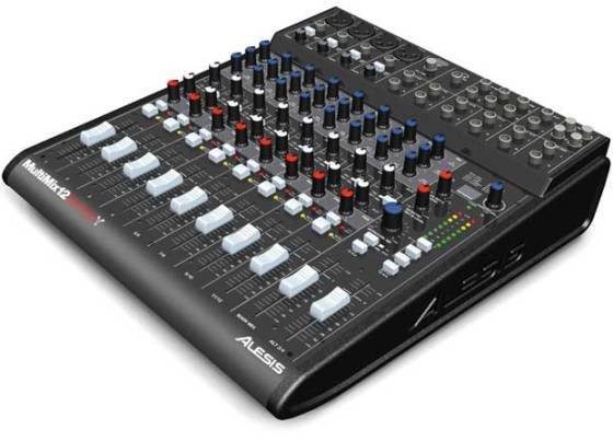 Alesis MultiMix FIREWIRE 12-Channel Mixer